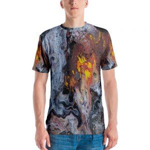all over print mens crew neck t shirt white front 60c142e16c772