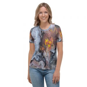 all over print womens crew neck t shirt white front 60c22d75d6a68